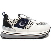 Zapatos Mujer Zapatillas bajas Gold&gold B21 GB145 Blanco