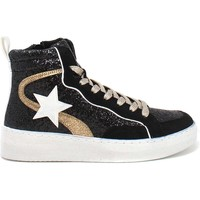 Zapatos Mujer Zapatillas altas Gold&gold B21 GB159 Negro