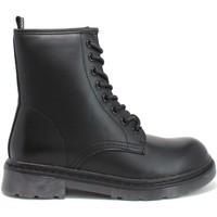Zapatos Mujer Botas de caña baja Gold&gold B21 GS80 Negro