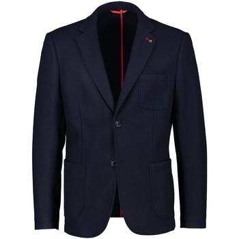 textil Hombre Chaquetas / Americana Gaudi 121GU35052 Azul
