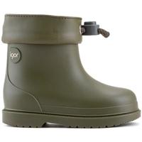 Zapatos Niños Botas de agua IGOR Bimbi Euri Verde