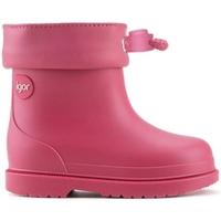 Zapatos Niños Botas de agua IGOR Bimbi Euri Rosa