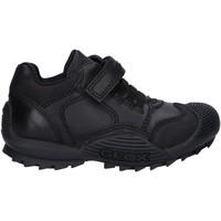 Zapatos Niño Derbie & Richelieu Geox J0424B 043ME J SAVAGE Negro