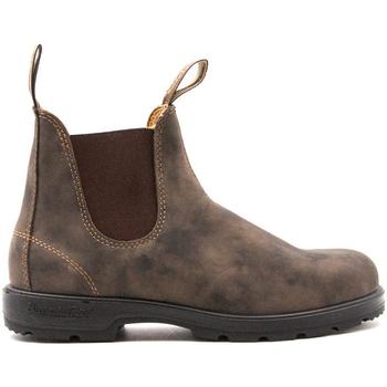 Zapatos Mujer Botas de caña baja Blundstone 585-MELANGE-W MARRONE