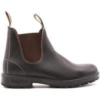 Zapatos Mujer Botas Blundstone 500-BROWN-W MARRONE