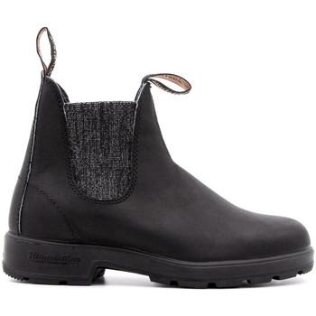 Zapatos Mujer Botas de caña baja Blundstone 2032-SILVER-GLITTER NERO