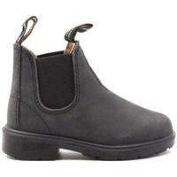 Zapatos Niño Botas de caña baja Blundstone 1325-KID-BLK NERO