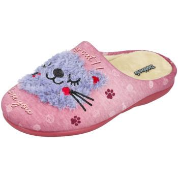 Zapatos Mujer Pantuflas DeValverde 6041 SALMON