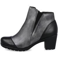 Zapatos Mujer Botas de caña baja Pitillos 3313 NEGRO COMBINADO