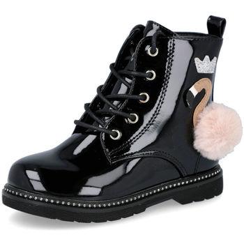 Zapatos Mujer Botas Bubble Bobble A3529-S NEGRO