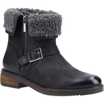 Zapatos Mujer Botas de nieve Hush puppies  Negro