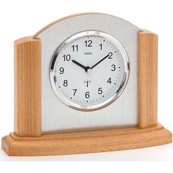Casa Relojes Ams 5123/18, Quartz, White, Analogue, Rustic Blanco