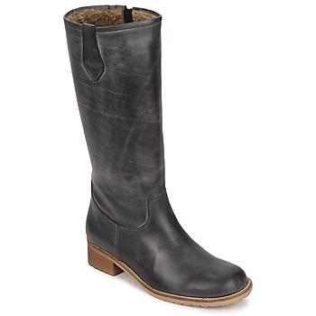 Zapatos Mujer Botas urbanas Jopper JINIDINE Negro