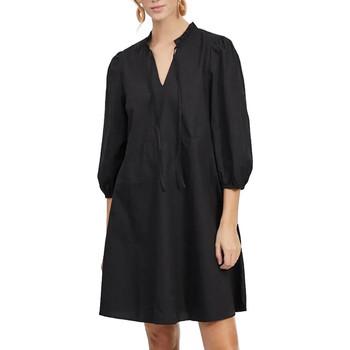 textil Mujer Vestidos cortos Vila  Negro