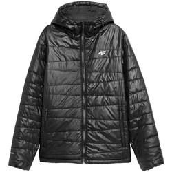 textil Hombre Chaquetas 4F KUMP005 Negros