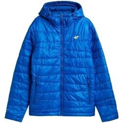 textil Hombre Chaquetas 4F KUMP005 Azul