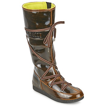 Zapatos Mujer Botas de nieve Moon Boot MB 7TH AVENUE Bronce