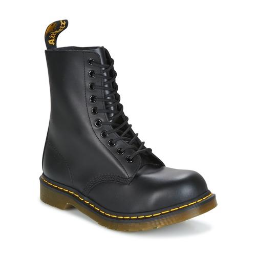 Zapatos especiales para hombres y mujeres Dr Martens 1919 Negro