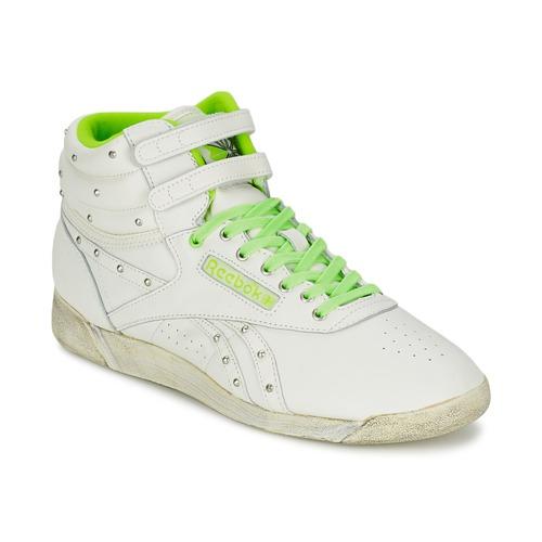 Zapatos Mujer Fitness / Training Reebok Sport F/S HI blanco