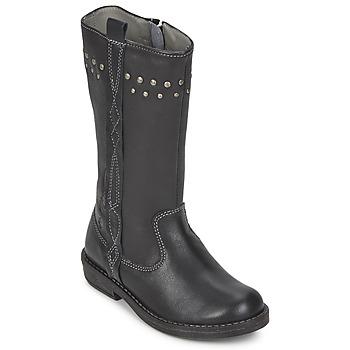 Zapatos Niña Botas urbanas Noel FREESIA Negro