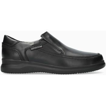 Zapatos Hombre Mocasín Mephisto ANDY Negro