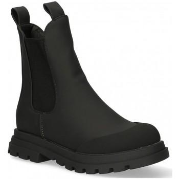 Zapatos Niña Botines Luna Collection 60422 negro