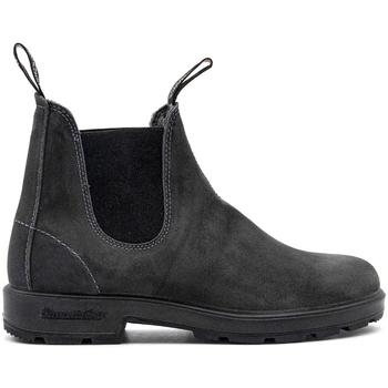 Zapatos Hombre Botas de caña baja Blundstone 1910-MAN-GREY GRIGIO