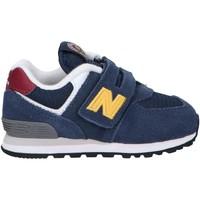 Zapatos Niños Multideporte New Balance IV574HW1 Azul