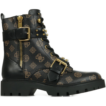 Zapatos Mujer Botas de caña baja Guess Rodeta Negro