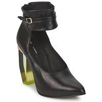 Zapatos Mujer Zapatos de tacón Miista CRISTAL Negro
