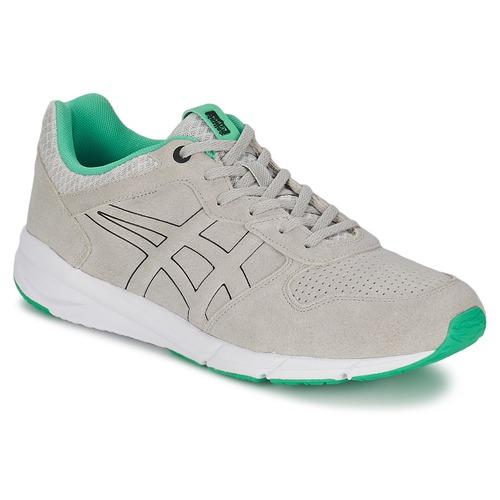 Zapatos especiales Tiger para hombres y mujeres Onitsuka Tiger especiales SHAW RUNNER Gris f783ce
