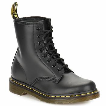 Zapatos Botas de caña baja Dr Martens 1460 Negro