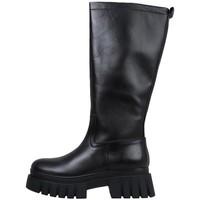 Zapatos Mujer Botas urbanas Krack  Negro