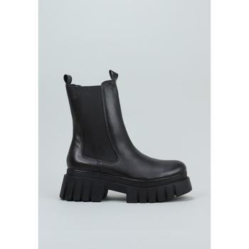 Zapatos Mujer Botines Krack  Negro
