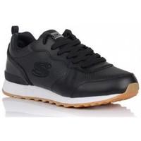Zapatos Mujer Deportivas Moda Skechers para mujer OG 85 Porthole  155348-BLK Negro
