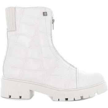 Zapatos Mujer Botas Jose Saenz 3009 blanco