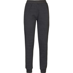 textil Mujer Pantalones de chándal Kappa Pantalon femme  savonata noir/gris foncé