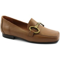 Zapatos Mujer Mocasín Divine Follie DIV-I21-832-CU Marrone