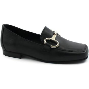 Zapatos Mujer Mocasín Divine Follie DIV-I21-832-NE Nero