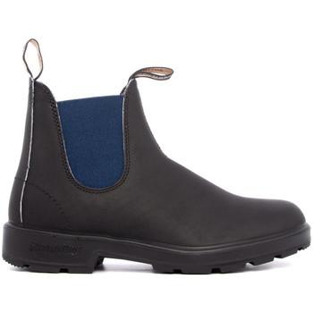 Zapatos Hombre Botas Blundstone 1917-BLK-NAVY-MAN NERO