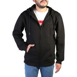 textil Hombre Sudaderas Carrera - 833B_0081A Negro