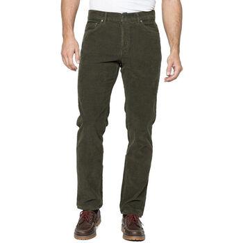 textil Hombre Vaqueros Carrera - 700_0950A Verde