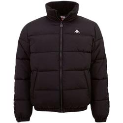 textil Hombre Plumas Kappa Jaro Jacket Noir