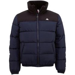 textil Hombre Plumas Kappa Jaro Jacket Bleu marine