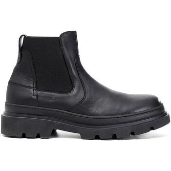 Zapatos Hombre Botas de caña baja Café Noir C1RT8010 NERO
