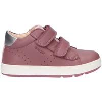 Zapatos Niña Multideporte Geox B044CC 085NF B BIGLIA Rosa