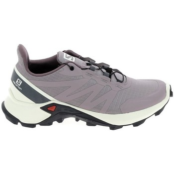 Zapatos Running / trail Salomon Supercross 5 Parme Beige