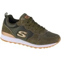 Zapatos Mujer Zapatillas bajas Skechers OG 85 Marrón
