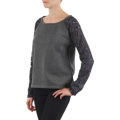 Textil Mujer Forest Zts015 Stella Gris Sudaderas 6gyfIY7vmb
