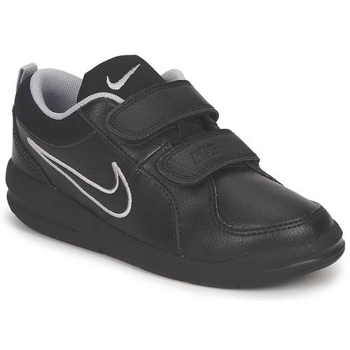 Zapatos Niños Zapatillas bajas Nike PICO 4 PSV Negro / Gris